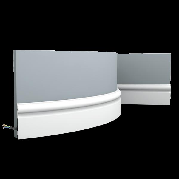 Sockelleiste SX137F ORAC DECOR Duropolymer / AXXENT