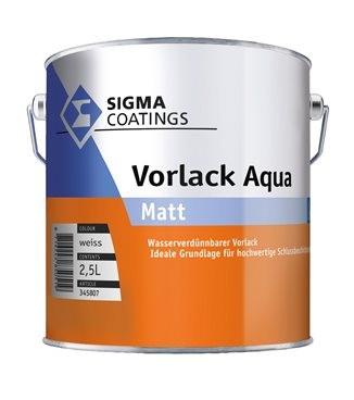 Sigma Vorlack Aqua
