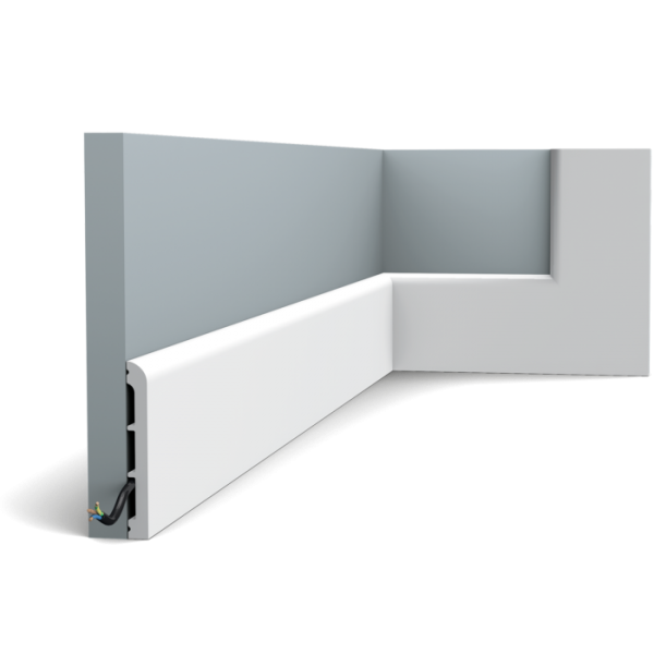Sockelleiste SX184F CASCADE ORAC DECOR Duropolymer / AXXENT