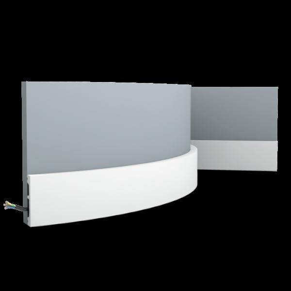 Sockelleiste SX157F SQUARE ORAC DECOR