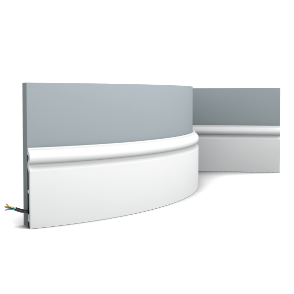 Sockelleiste SX138F ORAC DECOR Duropolymer / AXXENT